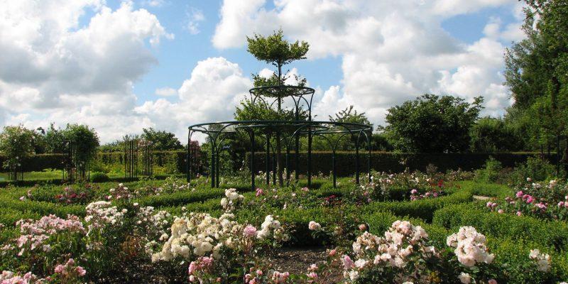 De Kruidhof hortus van Fryslân